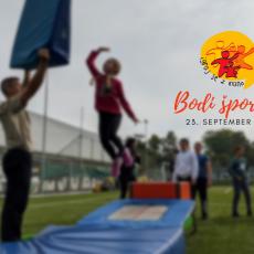 15. Mednarodni športno-družabni dogodek BODI ŠPORTNIK 'Igraj se z mano' 2021 – lepo vabljeni!